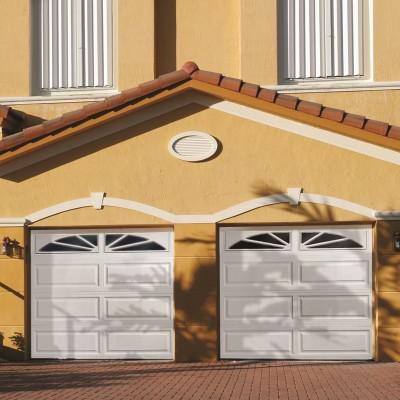 Garage doors dynamic industries for R value of old wood garage door