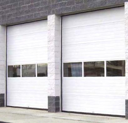 7000 Commercial Industrial Door Insulated Polyurethane 163